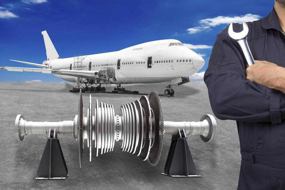Двигатель ROTAX 582 Mod. 99