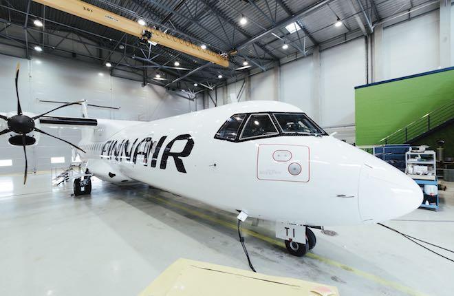 Magnetic MRO получил заказ на модернизацию 12 бортов ATR-72